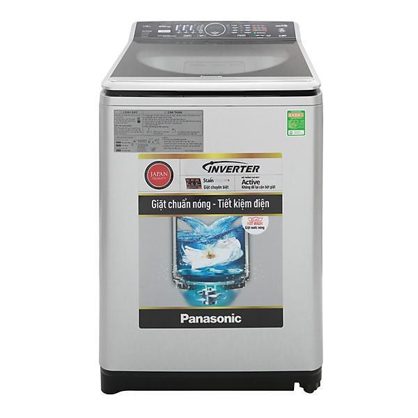 Review Máy Giặt Cửa Trên Panasonic Inverter NA-FS14V7SRV (14kg)