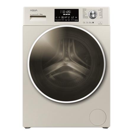 Đánh giá Máy Giặt Cửa Trước Aqua Inverter AQD-D1000C N2 (10Kg)