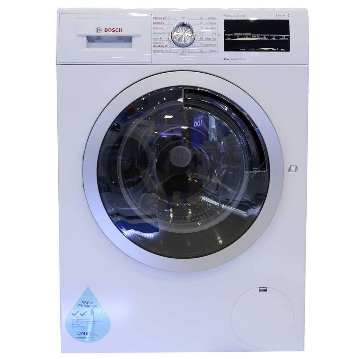 So Sánh Giá Máy Giặt Sấy Lồng Ngang Bosch WVG30462SG (8kg)