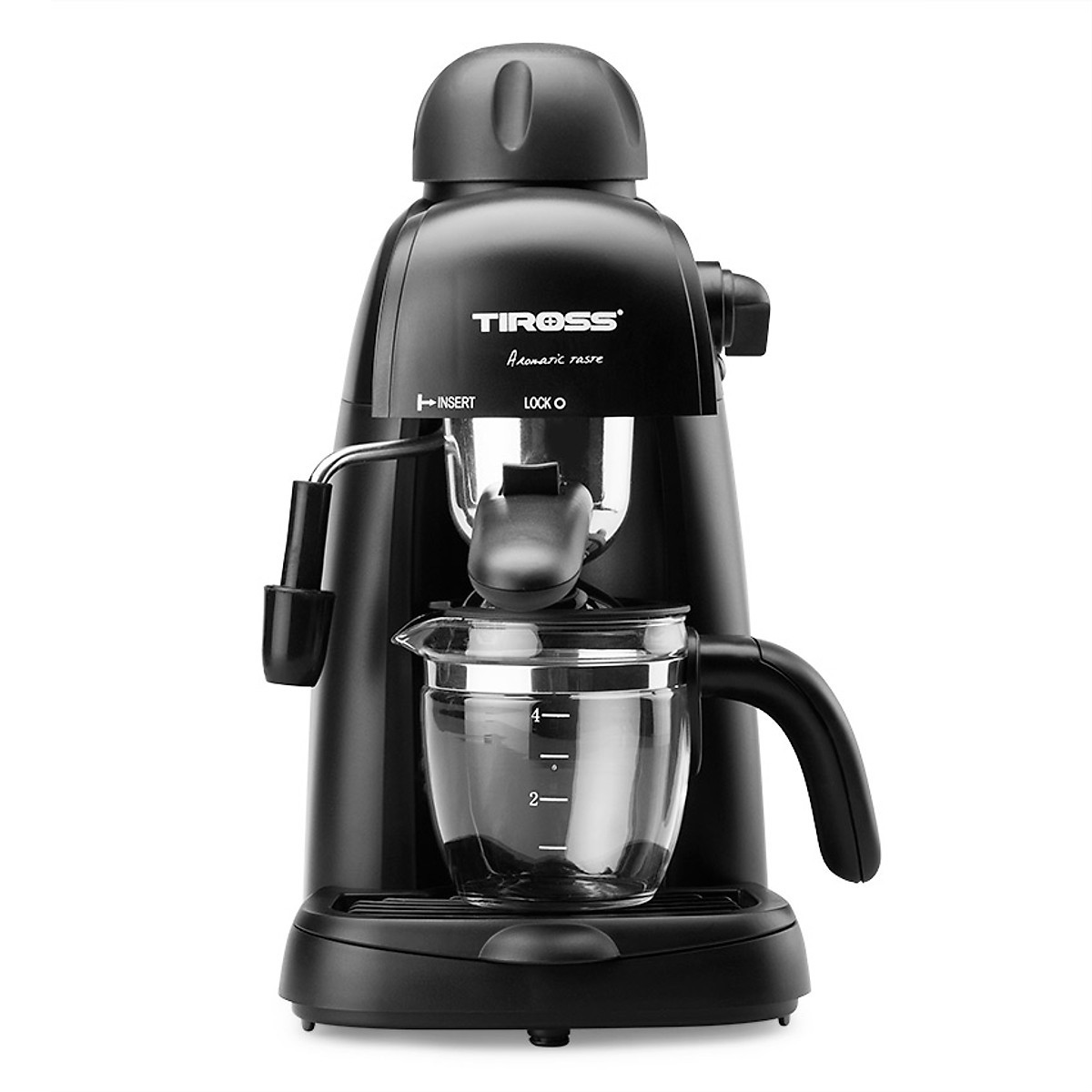 Review Máy pha cà phê Espresso Tiross TS621