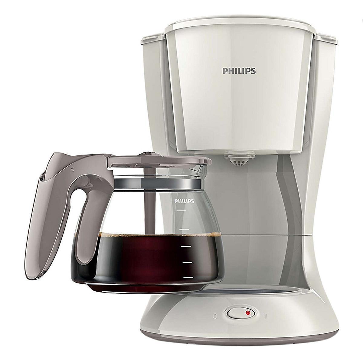 Review Máy Pha Cà Phê Philips HD7447