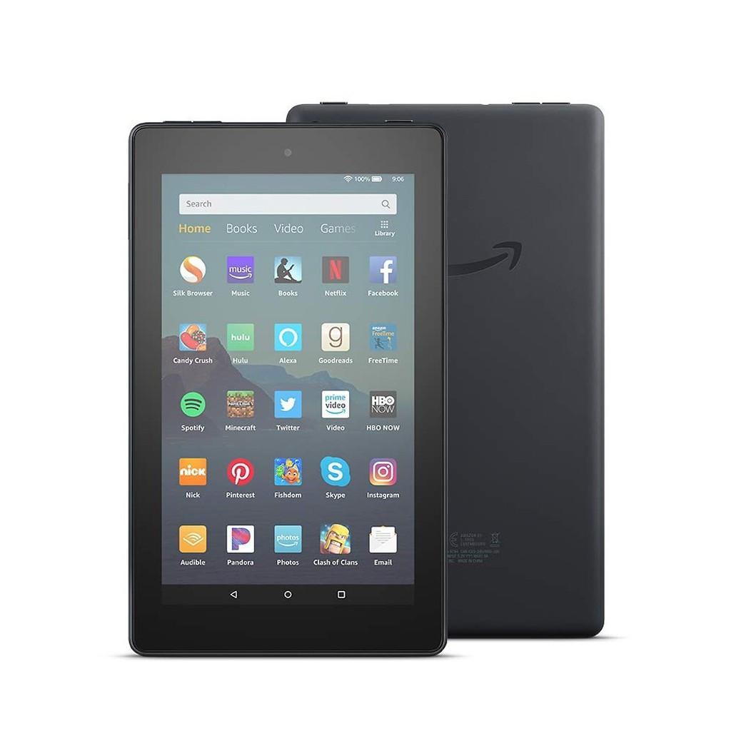 Review Máy Tính Bảng Kindle Fire HD7 Kids Edition - Proof Case (16GB)