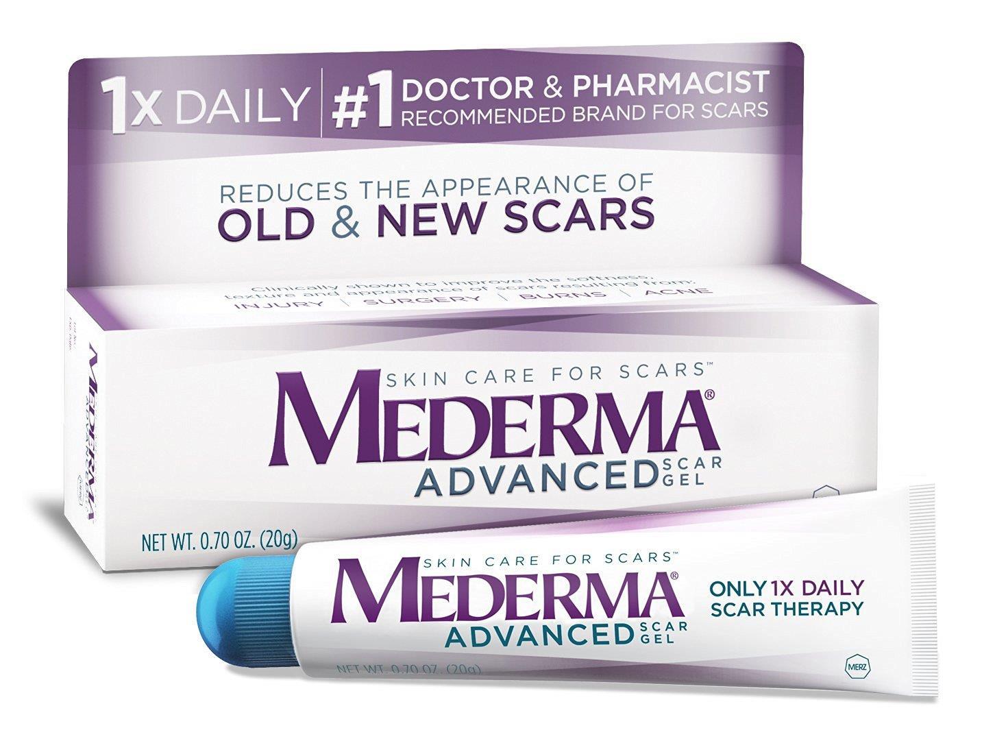 Đánh giá chi tiết Kem trị sẹo Mederma