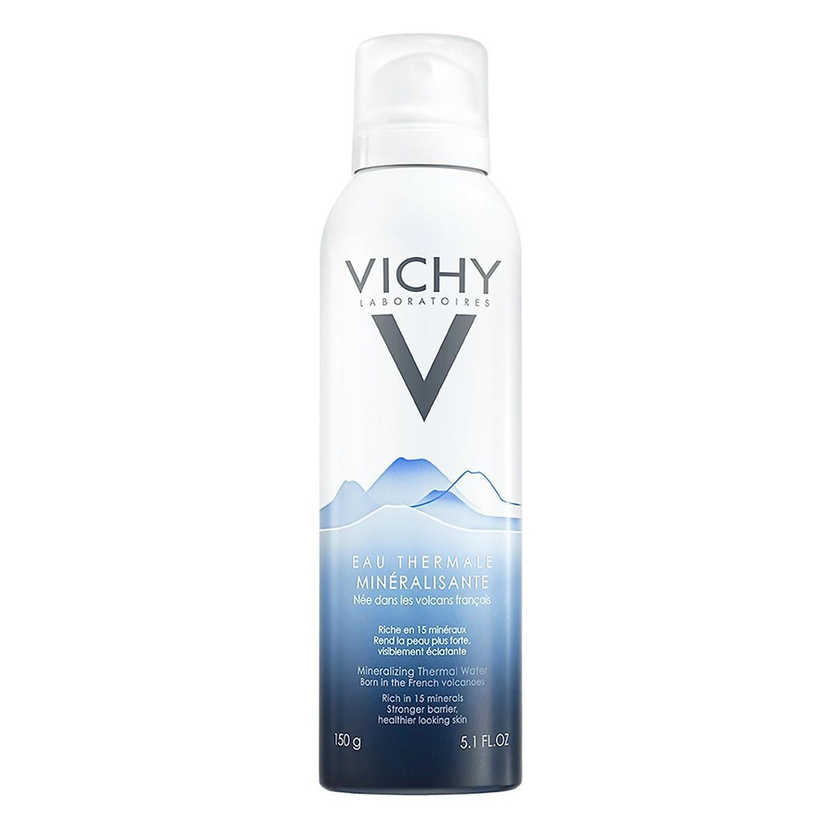 Đánh giá chi tiết Xịt khoáng Vichy Eau Thermale