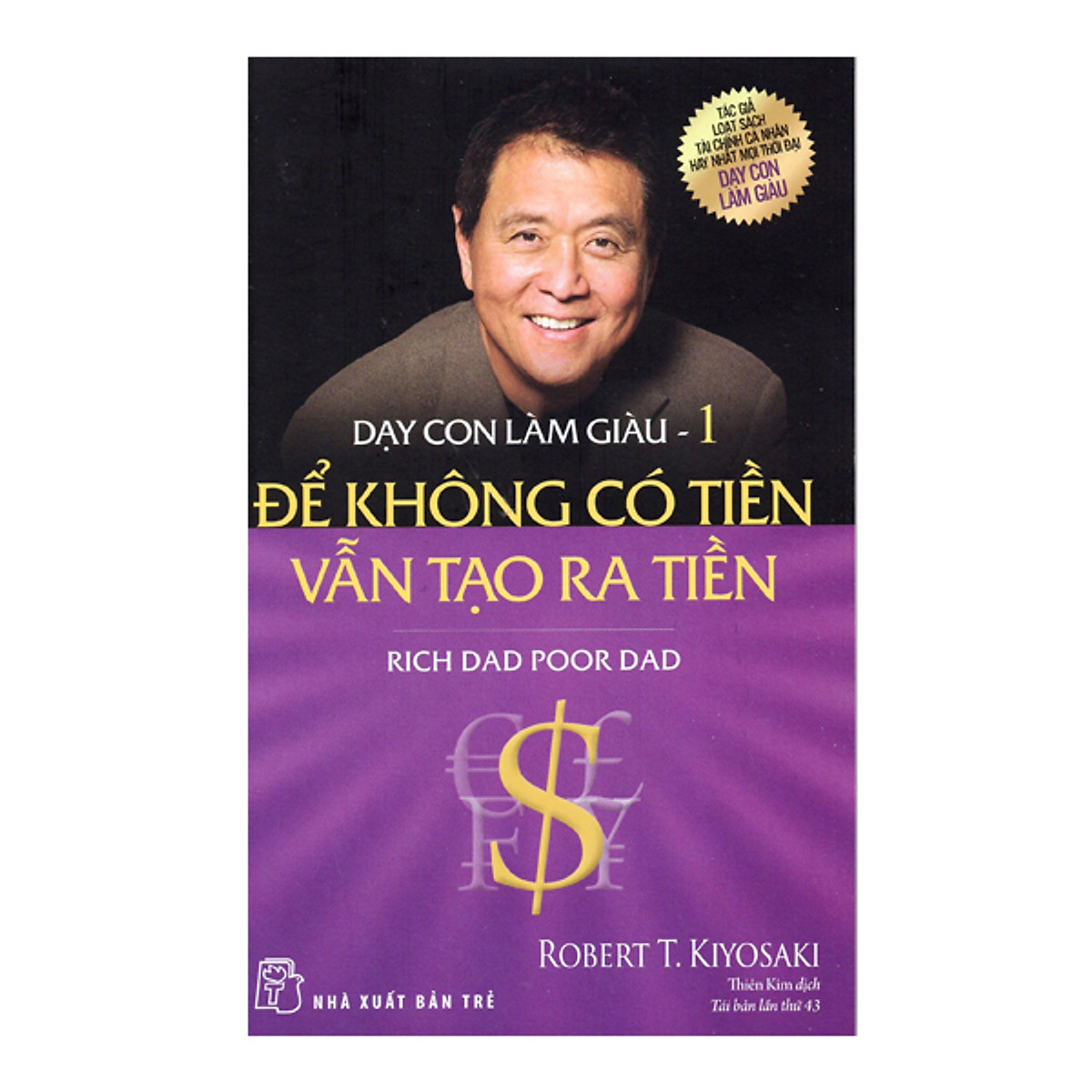 Review Sách Dạy con làm giàu của Robert T Kiyosaki
