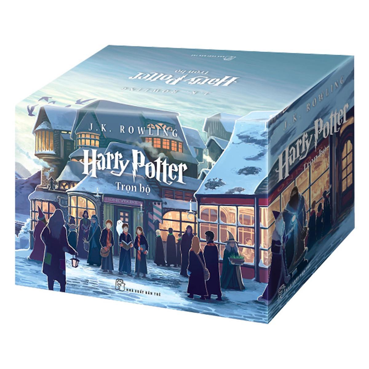 So Sánh Giá Sách Harry Potter Của J.K.Rowling