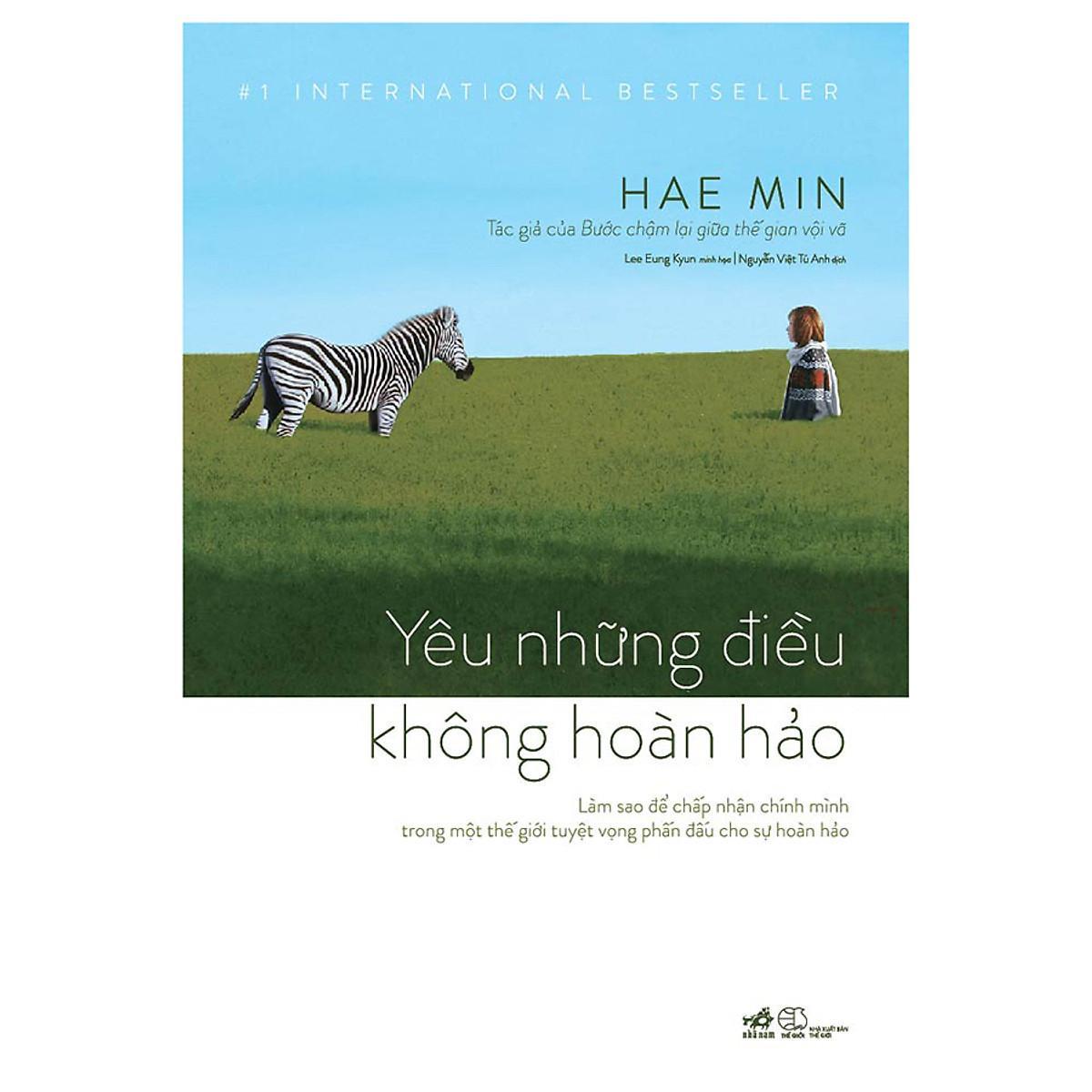 Đánh giá, review Sách Yêu những điều không hoàn hảo của Hae Min