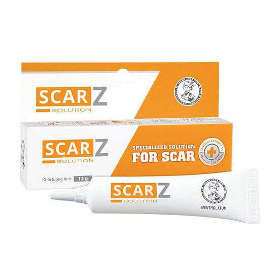 Đánh giá chi tiết Thuốc (Gel) trị sẹo Scarz