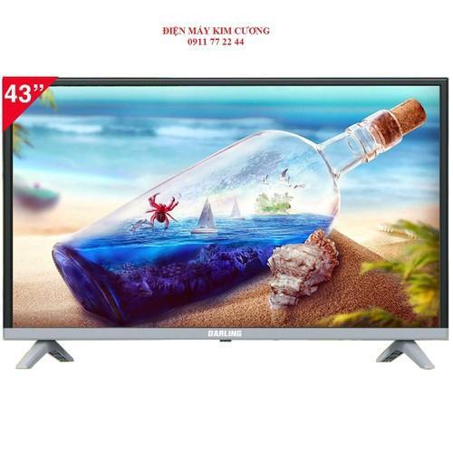 So Sánh Giá Smart Tivi Darling Full HD 43FH960S (43inch)