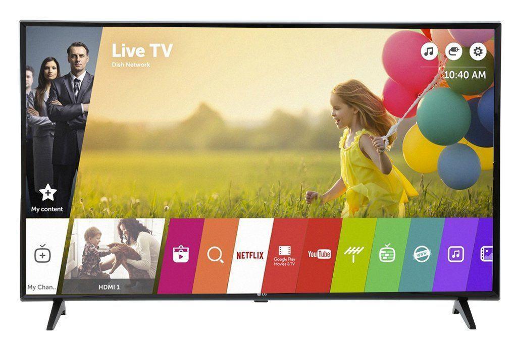 So Sánh Giá Smart Tivi LG Full HD 43LK571C (43inch)