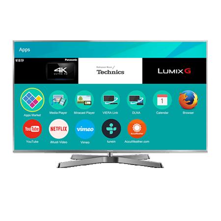 Đánh giá Smart Tivi Panasonic 4K TH-65EX750V (65inch)