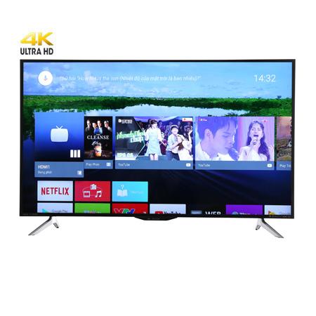 Đánh giá Smart Tivi Sharp 4K UHD LC-50UA6800X ( 50inch)