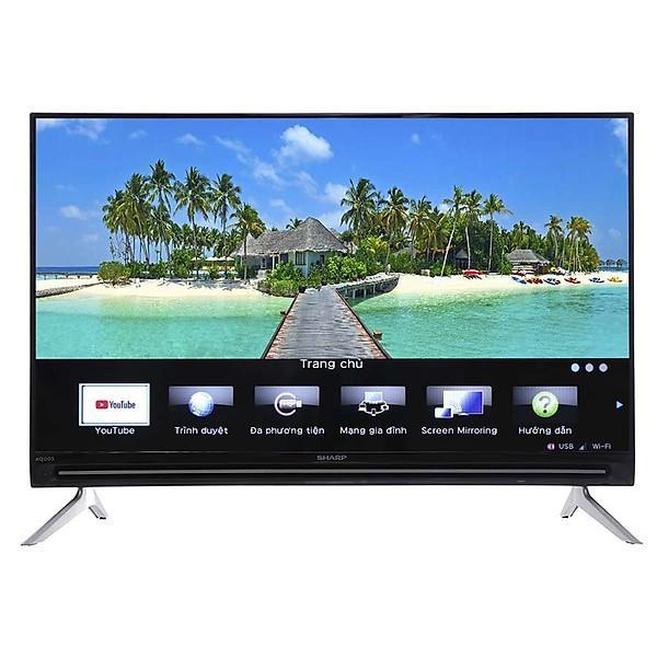 Đánh giá Tivi Sharp Internet Full HD LC-40SA5500X (40inch)
