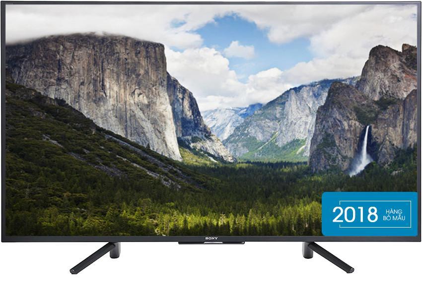 Đánh giá Smart Tivi Sony Full HD KDL-50W660F (50inch)