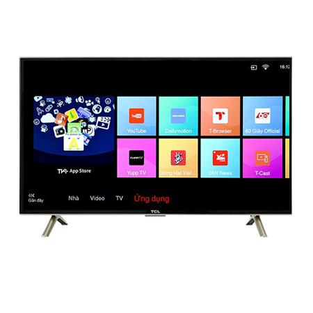 Đánh giá Smart Tivi TCL 4K UHD L40P62-UF (40inch)