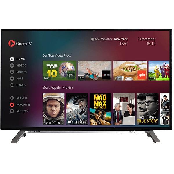 Đánh giá Smart Tivi Toshiba Full HD 55L5650 (55inch)