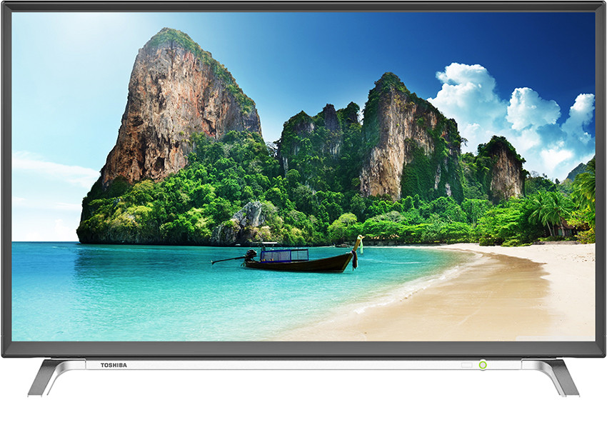 So Sánh Giá Smart Tivi Toshiba LED 43L5650 (43inch)
