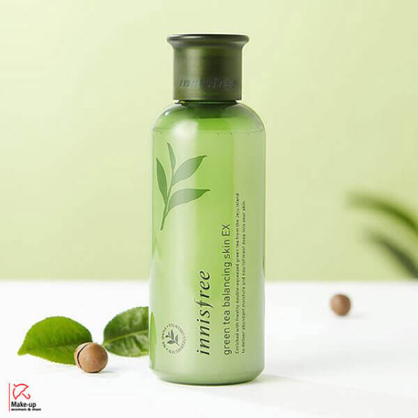Review Toner greentea Innisfree