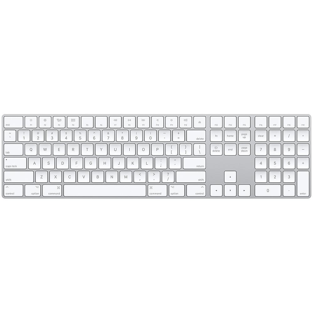 Đánh giá Bàn phím Apple Magic Keyboard with Numeric Keypad - US English, MQ052ZA