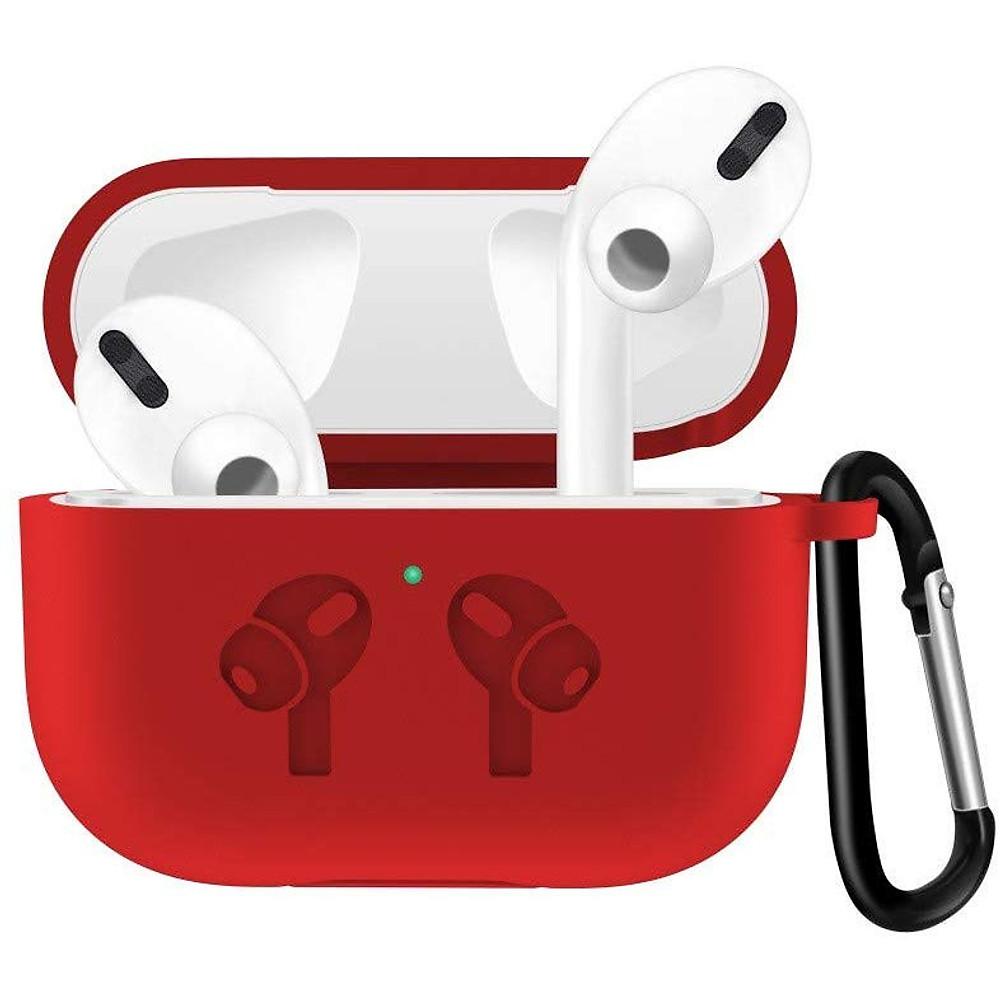 Review Bao Case Silicon Dành Cho Tai Nghe Apple Airpods Pro Có Móc Khóa Hàng Chính Hãng Helios