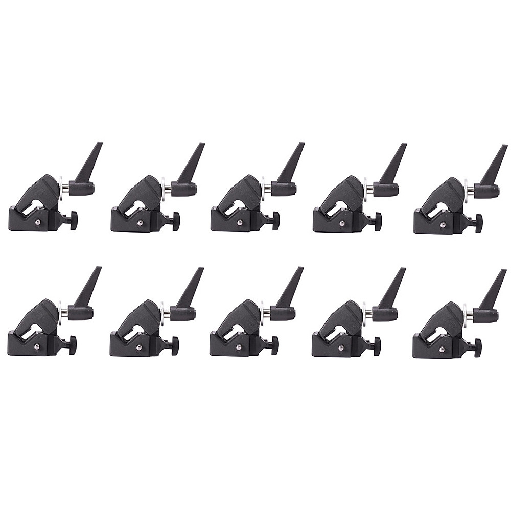 So Sánh Giá Bộ 10 Kẹp Giữ đèn đa Năng Super Clamp