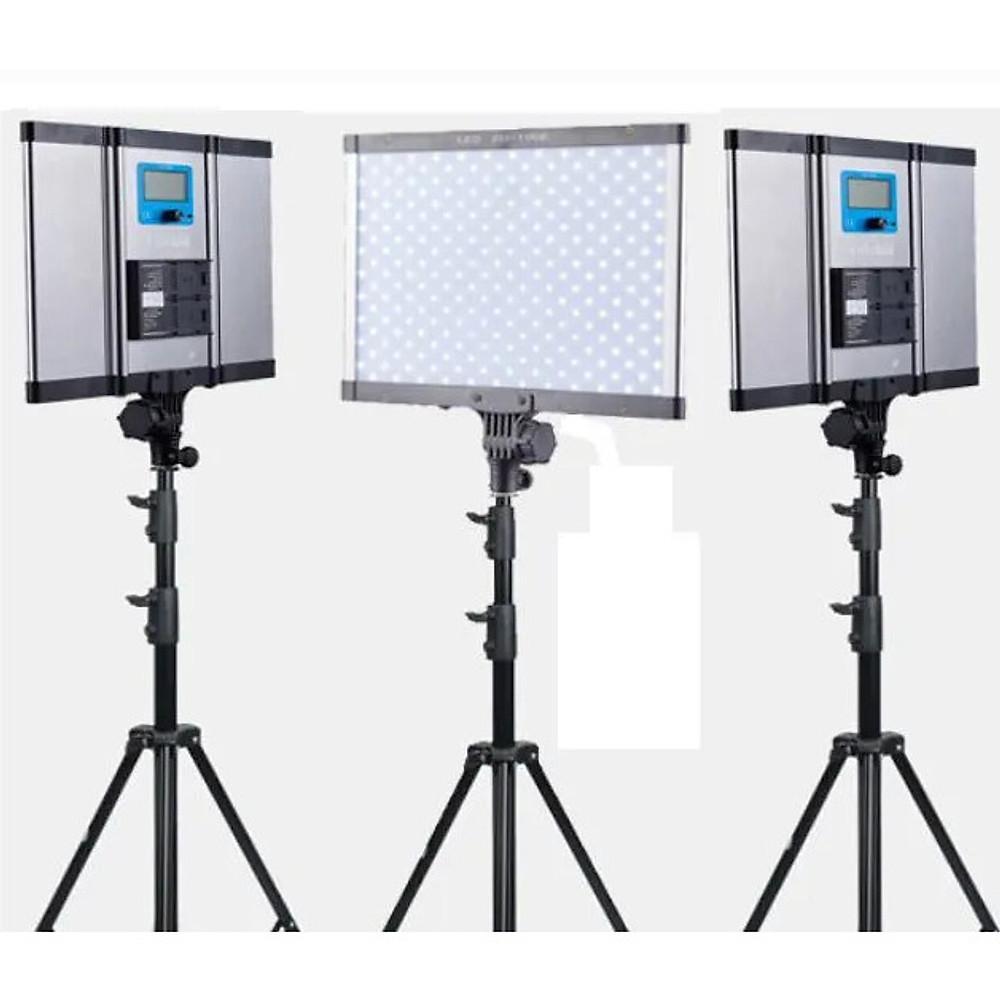 So Sánh Giá Bộ 3 đèn Led Bảng Studio 288w ZD-100E Yidoblo Hàng Chính Hãng.