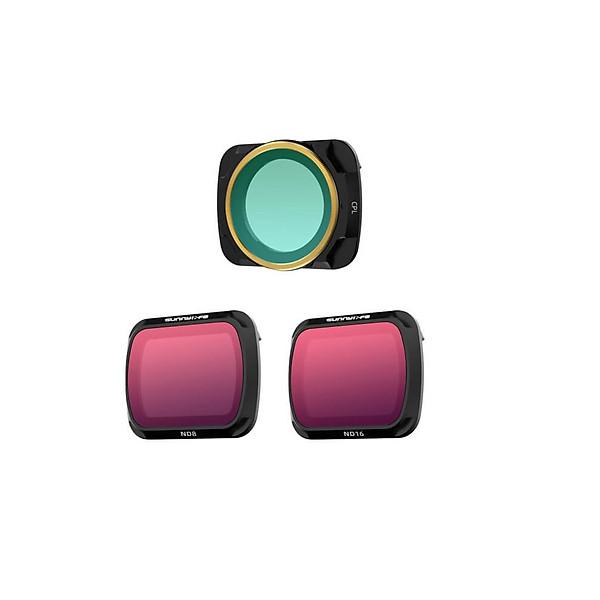 So Sánh Giá Bộ 3 Filter CPL/ND8/ND16 Mavic Air 2 – Sunnylife - Hàng Chính Hãng