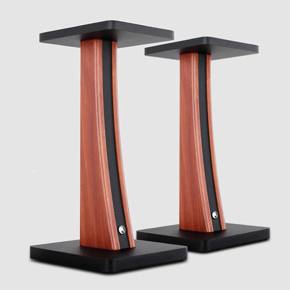 Đánh giá Bộ chân loa Bookshelf gỗ MDF cao cấp