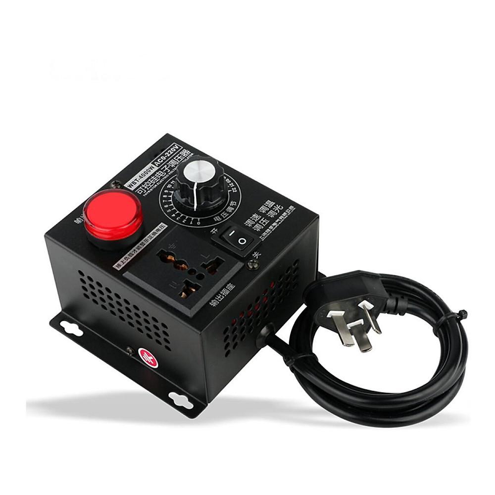 Đánh giá Bộ Điều Khiển Tốc Độ Động Cơ 220VAC WBT-4KW