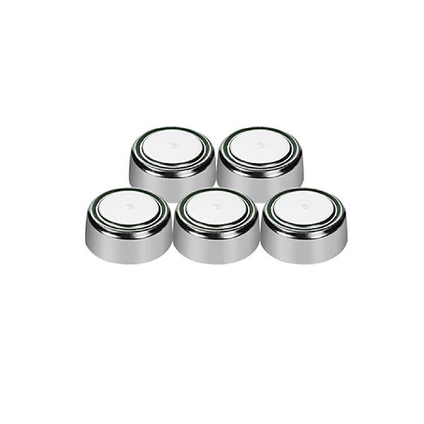 So Sánh Giá Bộ Pin Nút Áo Lithium Alkaline AG13/LR44/LR1154/SR44/A76/357A/303/357 (1.55V) Cho Đồng Hồ/ Máy Tính Caculator/ Camera/ Đồ Chơi 145mAh