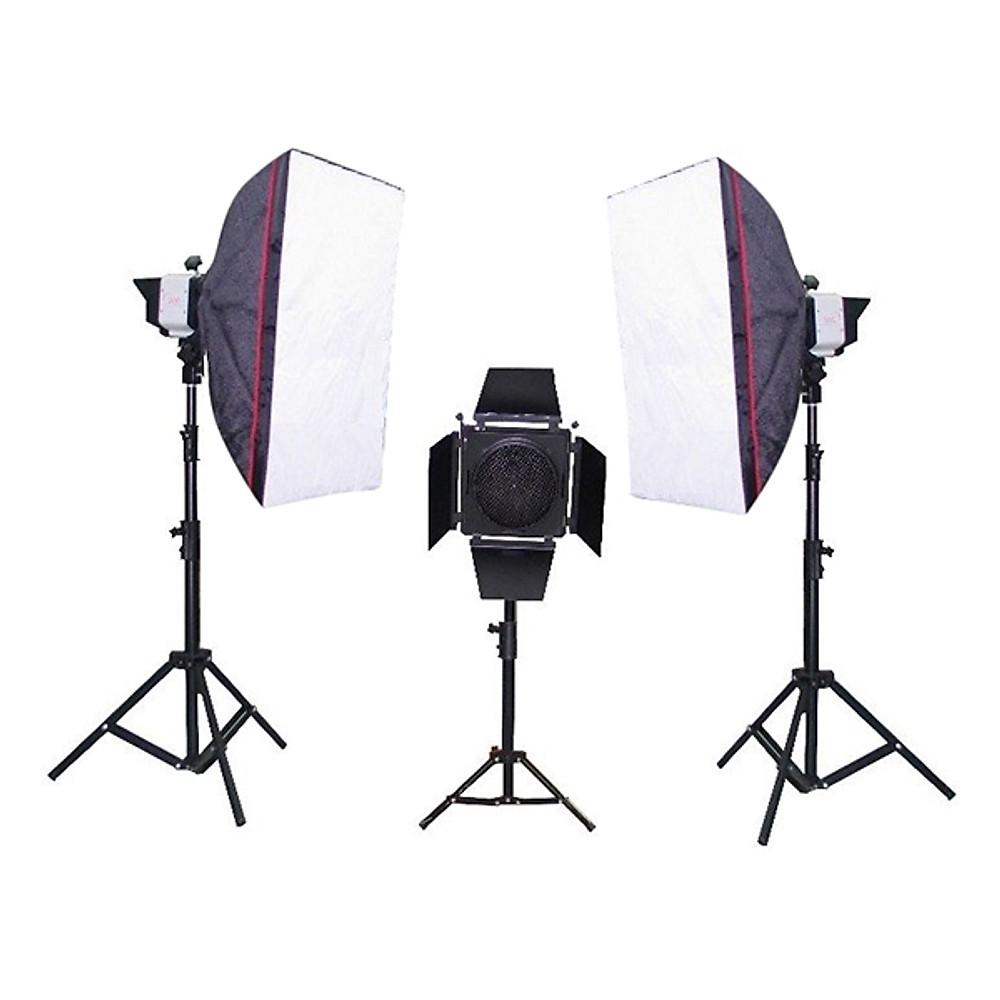 So Sánh Giá Bộ Thiết Bị Phòng Chụp Studio Kits F250-3