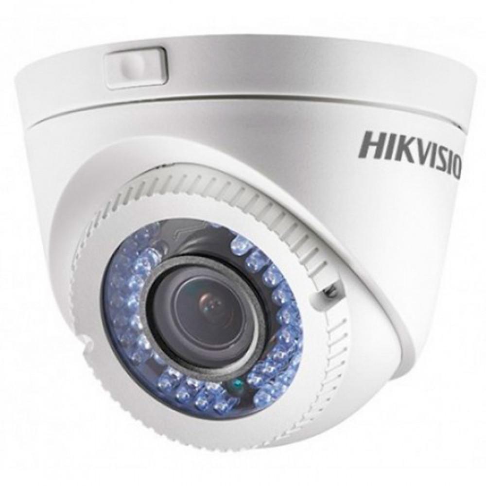 So Sánh Giá Camera Cấp Nguồn Qua Cáp HD-TVI Hikvision DS-2CE56D0T-VFIR3E  - Hàng Chính Hãng