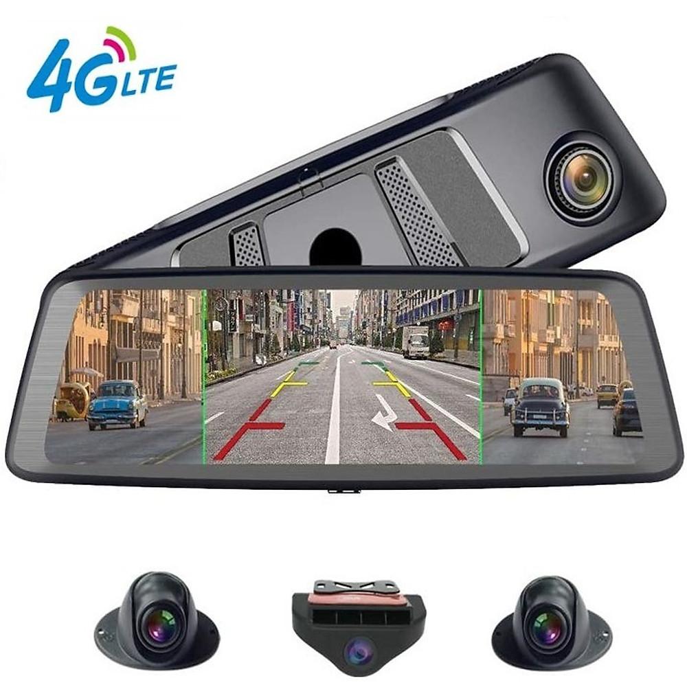 So Sánh Giá Camera Hành Trình Cao Cấp Whexune K950 Tích Hợp 4 Camera, Android 5.1 Wifi 3G/4G GPS - Màn Hình Cảm ứng: LCD IPS 10 Inch - Ram: 2GB, Rom: 32GB - Hàng Nhập Khẩu