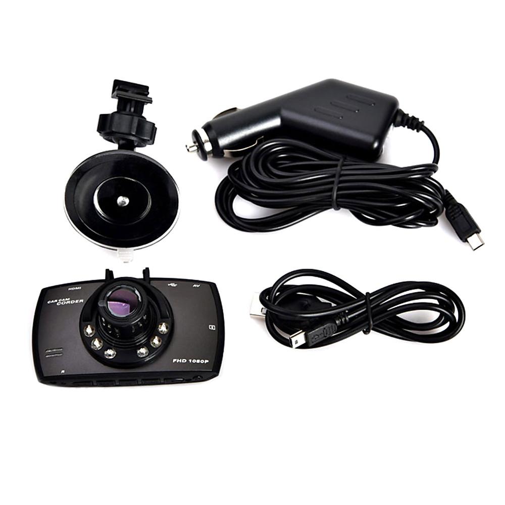 Review Camera Hành Trình KhoNCC Có Màn Hình Xem Lại Gắn Ô Tô Xe Hơi - Quay Full HD 1080P - DHS-CAMHT-642 - Hàng Chính Hãng
