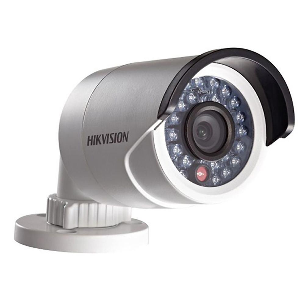 So Sánh Giá Camera Hình Trụ Hồng Ngoại 20m Ngoài Trời 2.0MP Hikvision HD-TVI DS-2CE16D0T-IR HD-TVI - Hàng Nhập Khẩu