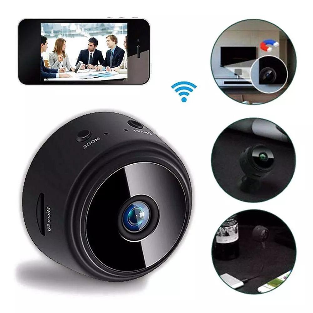 So Sánh Giá Camera IP WIFI A9 MINI Cho Gia đình, (sử Dụng Làm Camera Hành Trình Xe Máy, ô Tô), Kết Nối WIFI, Phát Hiện Chuyển động, Có Pin