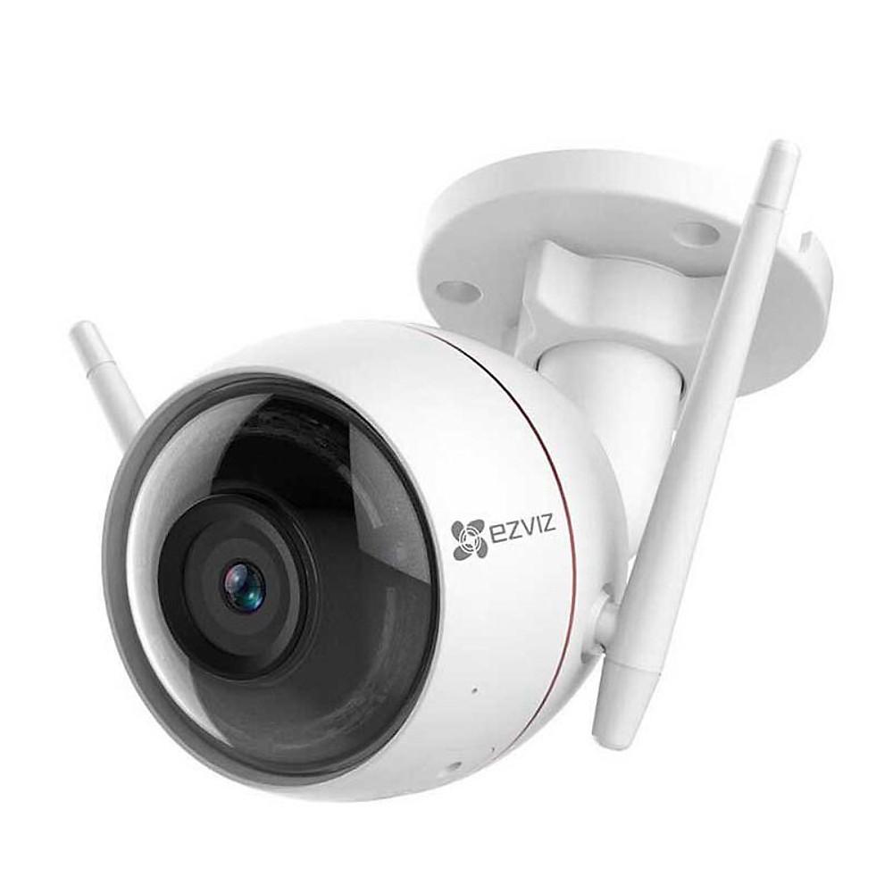 So Sánh Giá Camera IP Wifi Ngoài Trời EZVIZ C3W 1MP 720P (CS-CV310-A0-3B1WFR) -  Kèm Thẻ Nhớ NETAC 32GB - Hàng Chính Hãng
