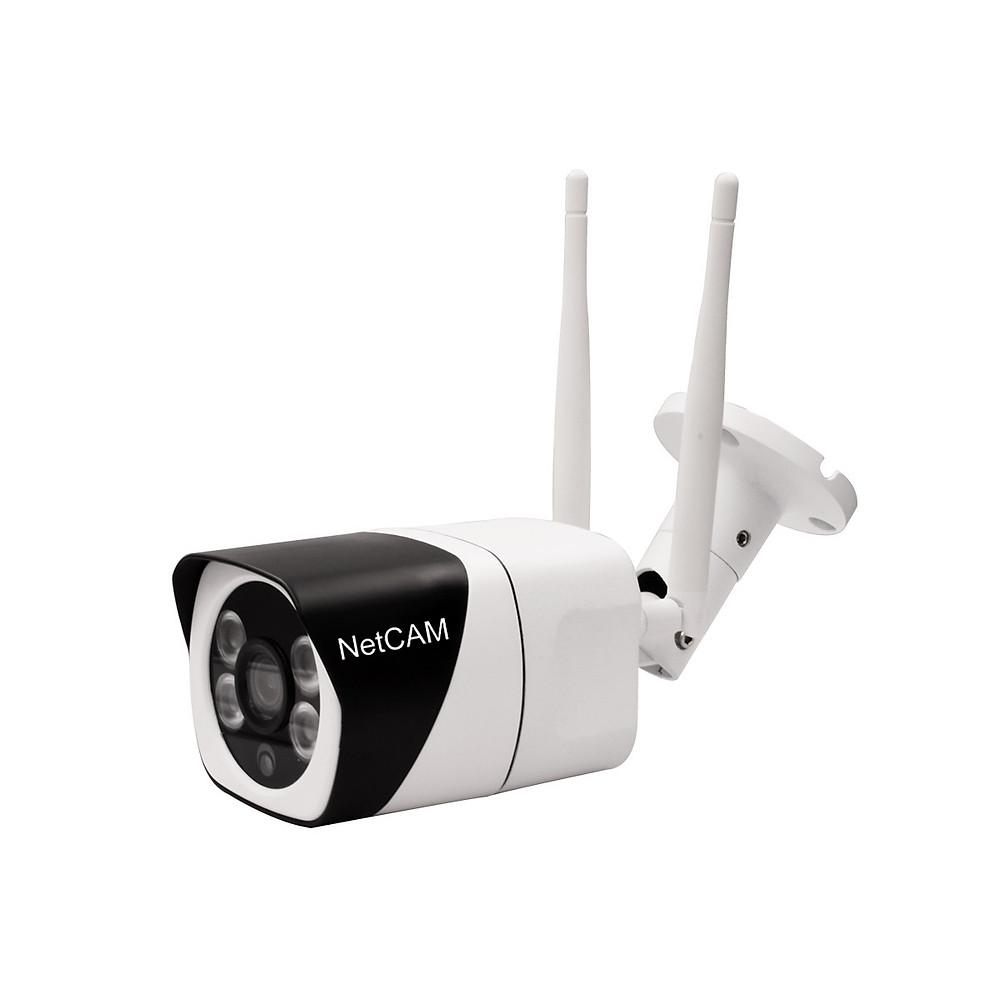 Review Camera IP Wifi Ngoài Trời NetCAM NTL 2