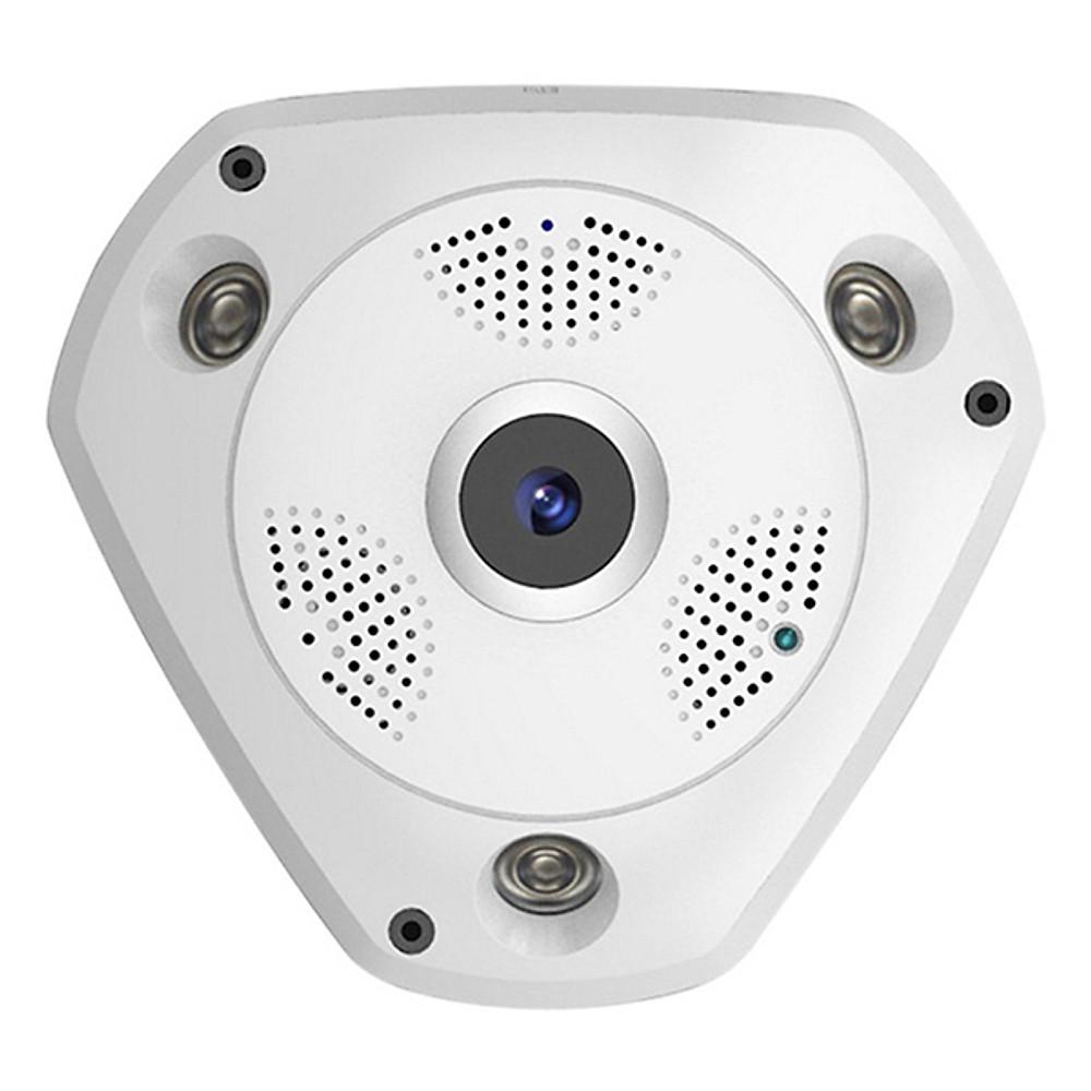 So Sánh Giá Camera IP Wifi VR Cam 3D Fish Eye EIPFE13
