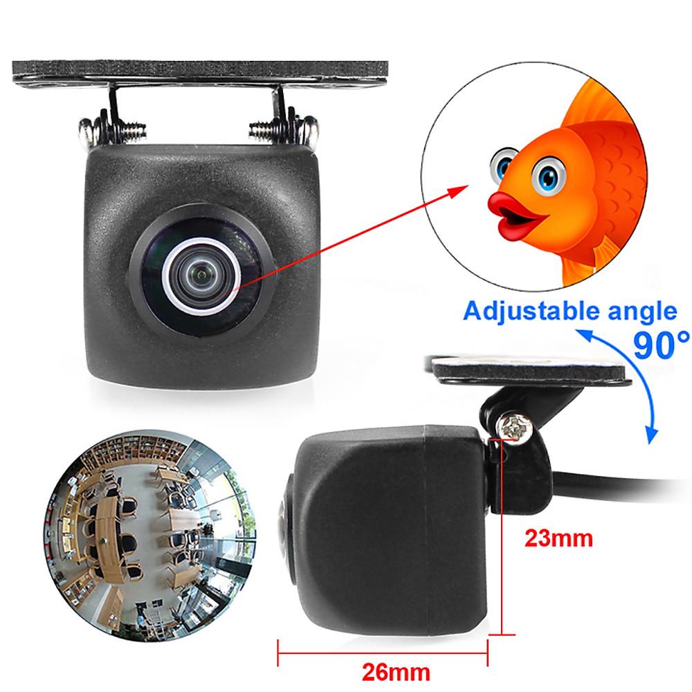 So Sánh Giá Camera Lùi AHD 1080P độ Nét Cao Dùng Cho Màn Hình ô Tô, Xe Hơi FA816 điện áp DC12 (V), Công Suất 5W