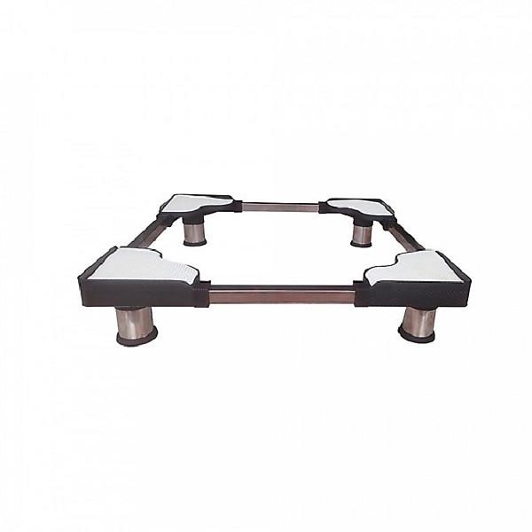 So Sánh Giá Chân Đế Giá Đỡ Tủ Lạnh, Máy Giặt Đa Năng Inox (Chân Inox 55 - 77cm)