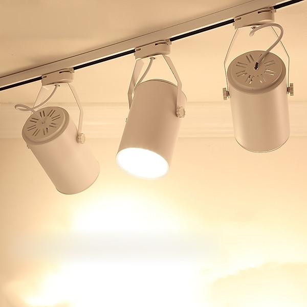 So Sánh Giá Combo 3 đèn Rọi Ray + 1 Ray 1 Mét Vỏ Trắng Tiết Kiệm Năng Lượng