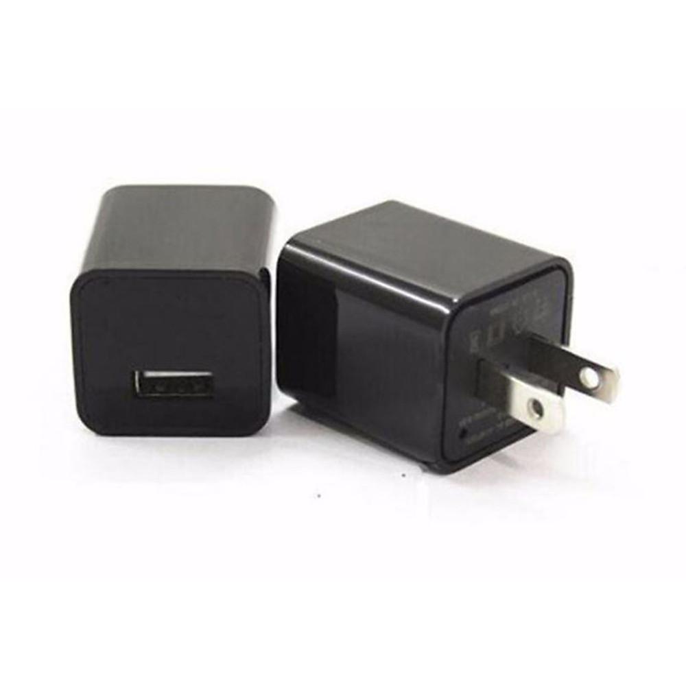 Đánh giá Củ sạc 5V-1A thích hợp sạc cho tai nghe bluetooth và smart watch - màu đen