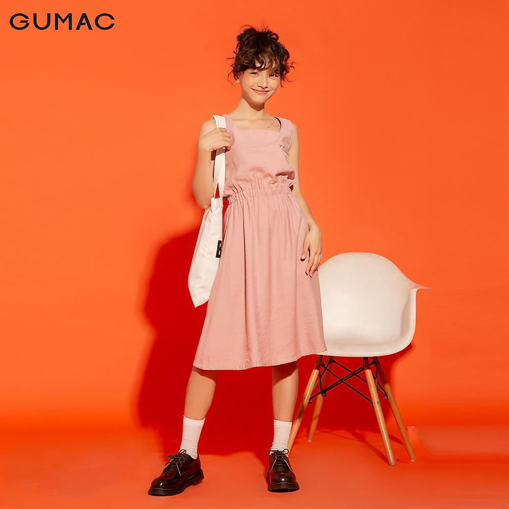 Đánh giá Đầm eo chun thêu GUMAC DA1237
