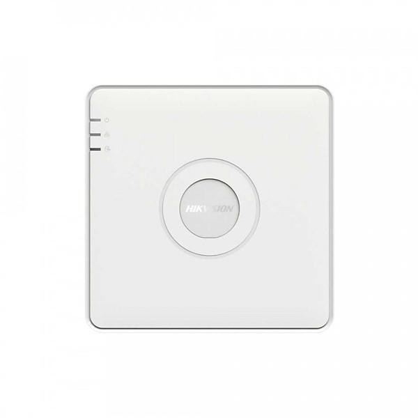So Sánh Giá Đầu Ghi Hình Camera IP Wifi Không Dây 8 Kênh NVR - Hikvision DS-7108NI-Q1/8P-Hàng Chính Hãng