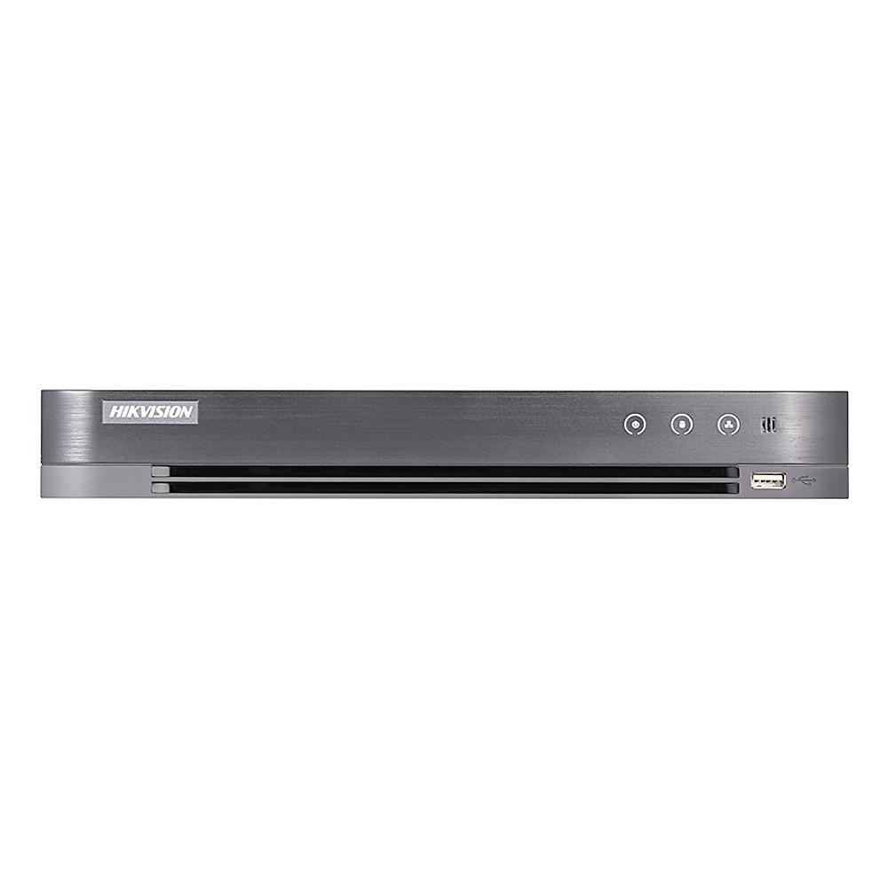 So Sánh Giá Đầu Ghi Hình Hikvision 4 Kênh HD-TVI 5.0 Mega Pixel Không Hỗ Trợ Cổng Alarm DS-7204HUHI-K2 - Hàng Nhập Khẩu