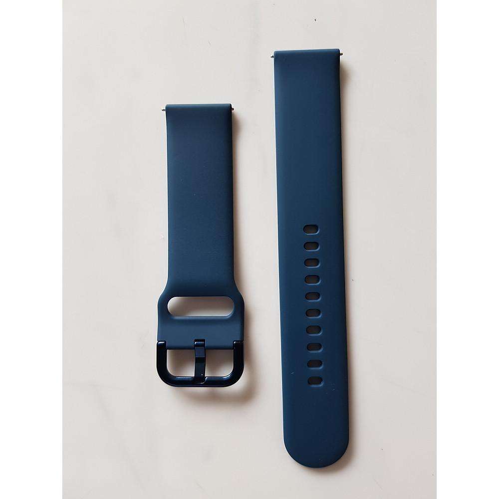 Đánh giá Dây Silicone Cho Đồng Hồ Samsung Galaxy Watch Active 1