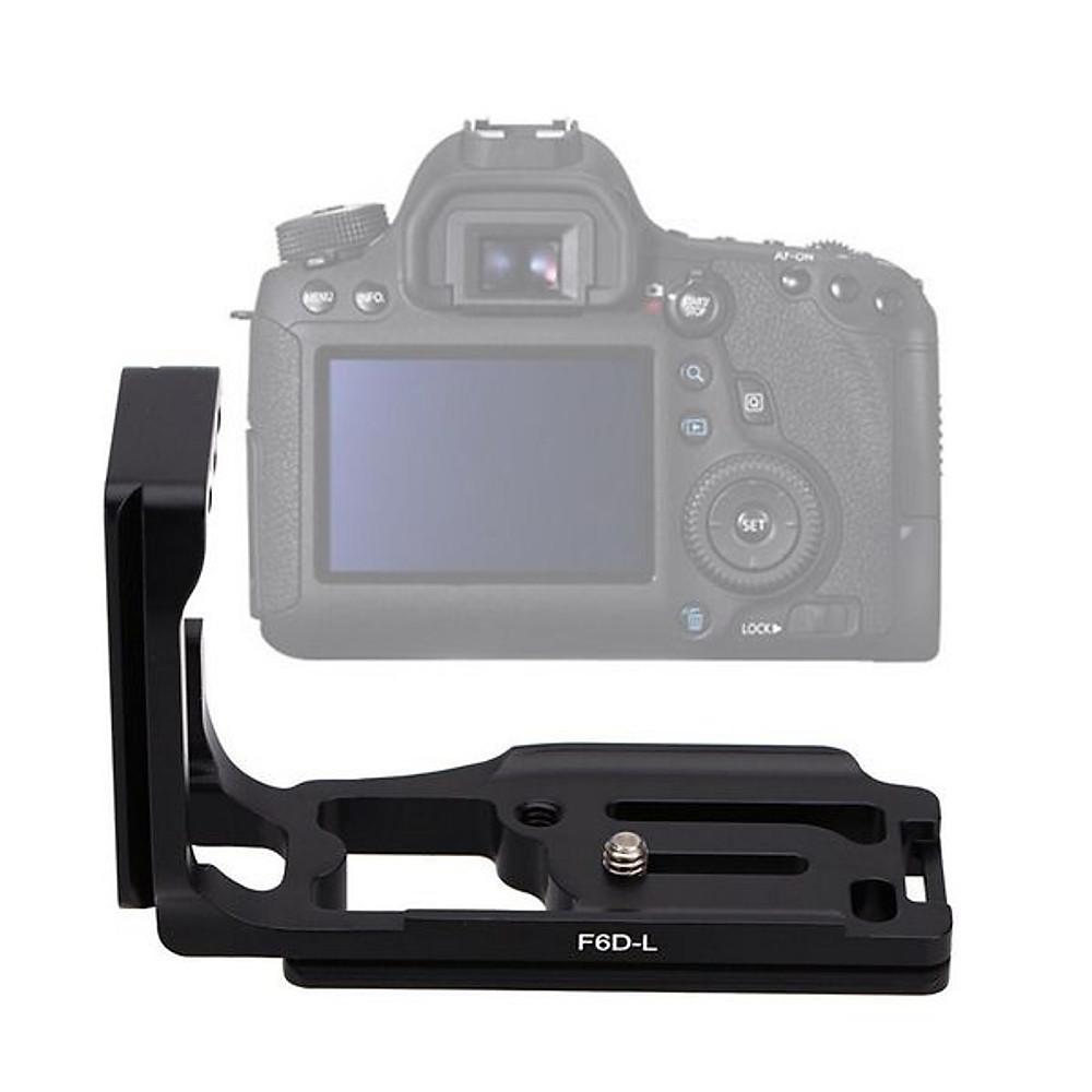 So Sánh Giá Đế Thao Tác Nhanh L Plate Canon EOS 6D