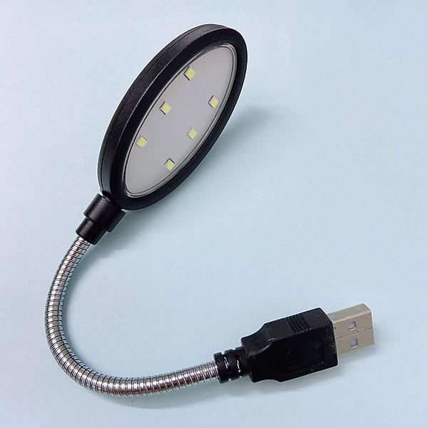 So Sánh Giá Đèn Led 6 Bóng Siêu Sáng Cắm Nguồn USB Thân Hợp Kim Uốn Dẻo