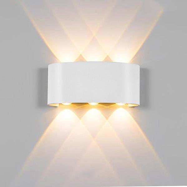 So Sánh Giá Đèn LED Gắn Tường Trang Trí 6 Vệt Sáng Cao Cấp
